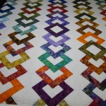 Strips and Salsa Quilt