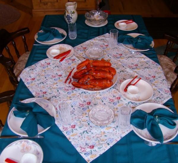 lobster dinner2